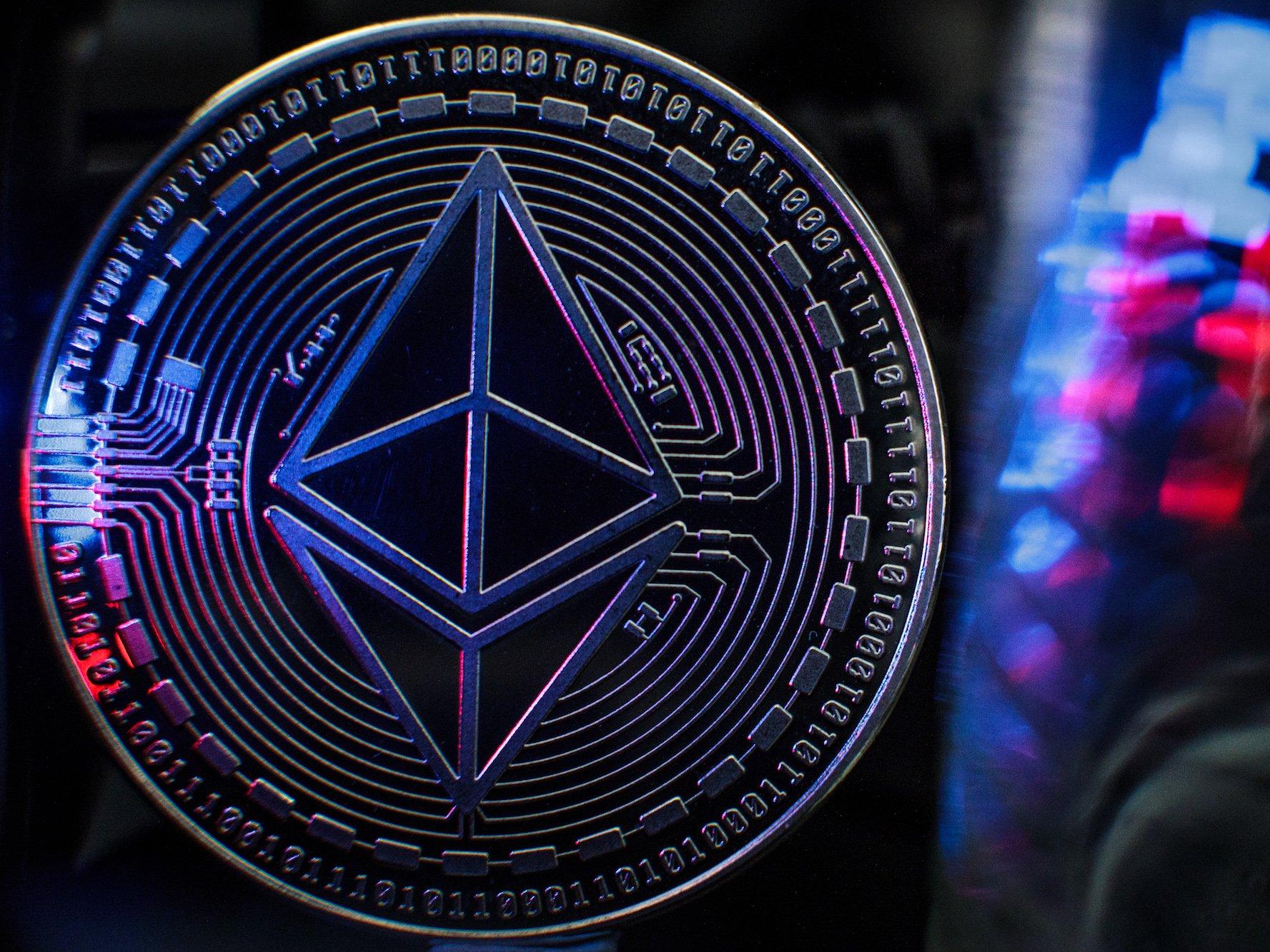 ethereum futures exchange